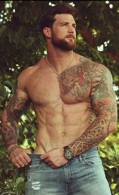 """March 13 2018 Happy Tattoo Tuesday! See that expression on his face? That's how I feel about my writing day. It's all, """"Bring it. I'm ready!"""" How is your Tuesday going?"""
