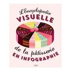 Encyclopédie visuelle de la pâtisserie en infographie fnac.com 25€