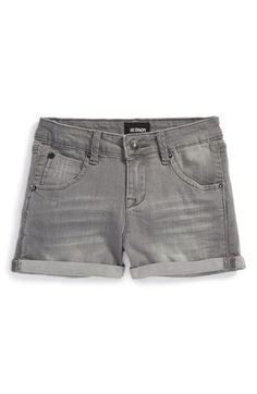Hudson Kids Roll Cuff Shorts (Big Girls) available at #Nordstrom
