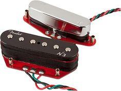 Fender N3 Noiseless Tele Pickups