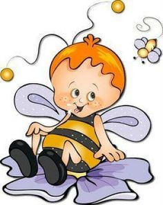 Funny PNG Format Cartoon Clip Art Honey Bees On A Transparent Background Cartoon Bee, Cute Cartoon, Gifs, Cartoon Mignon, Bee Dog, Bee Clipart, Dog Breeds Pictures, Bug Images, Sarah Kay
