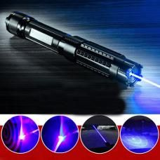 HTPOW 30000mW cheap 445nm Blue class 4 laser for sale   is the most powerful portable laser in the world. Closed loop TEC active cooling ensures stable output over long periods. Long distance beam visibility brings the most tremendous burning capacity in experiments.