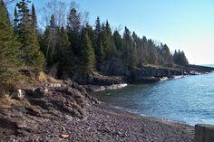 Bluefin Bay, Tofte, MN. April 2011