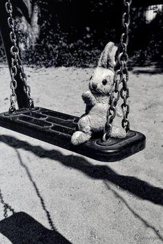 old rabbit by ~Drastique-Plastique
