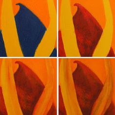 Step-by-Step Demo: Painting Glazes with Acrylics: Building Up Color by Painting Glazes