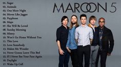 Maroon 5 Greatest Hits Cover 2016