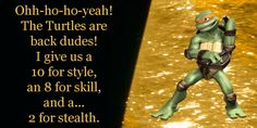 Mikey Movie Quote 2 by Turtleena.deviantart.com on @deviantART