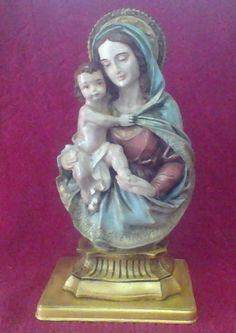 Claudia Laurenti: Mãe da divina providência... estilo barroco       ...
