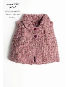 Free Baby Knitting Pattern Ba Knitting Patterns Free Knitting Pattern For Easy Florence Ba. Free Baby Knitting Pattern Easy Ba Knitting Patterns In Th. Knitting For Kids, Easy Knitting, Knitting For Beginners, Loom Knitting, Knitting Projects, Aran Knitting Patterns, Knit Vest Pattern, Crochet Pattern, Sweater Patterns