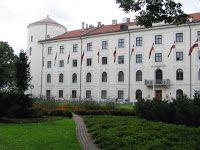 Baltijas Valstis (a balti államok): Riga – Óváros (Vecrīga)   Rigai vár