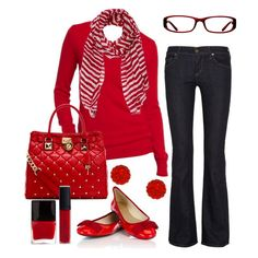 Davis Vision - February is American Heart Month! Wear red to show your support for women fighting #HeartDisease. #GoRed #AmericanHeartMonth #health #glasses #fashion