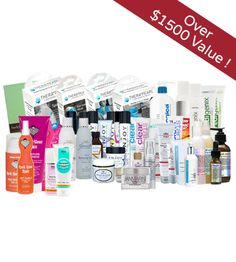 Head to Mistle-Toe Giveaway. Prizes included from brands like TheraPearl, Dermalogia and Rock Your Hair! The value of the prize is over $1,500! - http://virl.io/yKnfPsSs Head to Mistle-Toe Giveaway