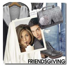 """""""Friendsgiving"""" by soks ❤ liked on Polyvore featuring Current/Elliott"""