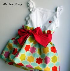 18 Free Dress Tutorials for Babies and Toddlers