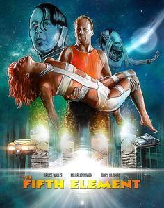 The Fifth Element - Simon Carpenter