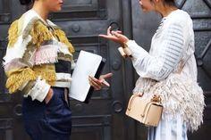 Clothes friendship