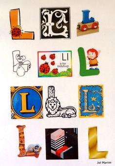 Letter L/l