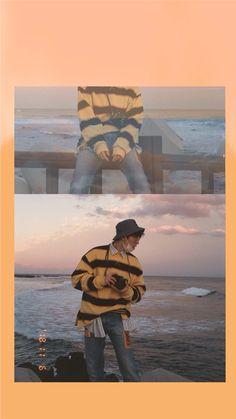 _edited by nananim Ikon Wallpaper, Cute Wallpaper Backgrounds, Cute Wallpapers, Ikon Member, Cute Korean Boys, Kim Hanbin, K Idol, Ulzzang Boy