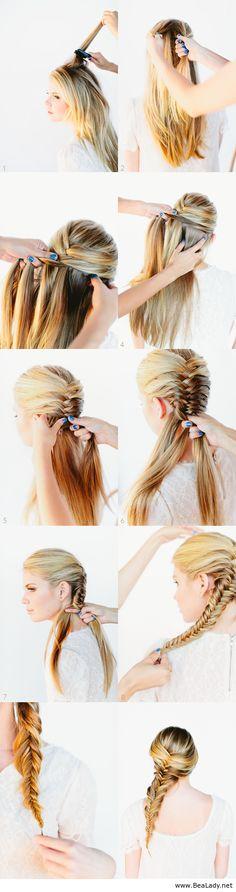 9 Useful Hair Braid Ideas - BeaLady.net