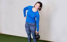 Keskivartalon hyvästä hallinnasta on hyötyä kaikissa liikuntalajeissa. Treenaa kahvakuulan avulla core kuntoon.