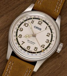 "*Blog Update - Read iN!* #Oris 40mm Big Crown ""Roberto Clemente""⚾️ xxxx/3000 Limited Edition!⌚️Grand Slam!🎉"