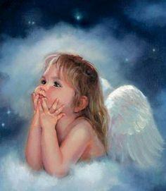 Τους αγγέλους σου Θεέ μου αν μετρήσεις, αυτόν που λείπει τον έχω εγώ, μα μη μου τον στερήσεις!!!!!!!!!