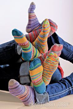 We just love warm socks!
