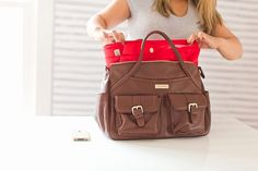 Lily Jade Diaper Bag Review Best Diaper Bag @heathermariecle they are doing an awesome giveaway