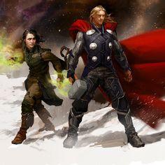 Thor || Loki