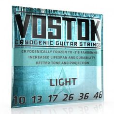 Vostok Cryogenic Light
