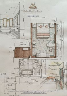 Interior Design Guide, Interior Design Presentation, Interior Design Sketches, Interior Design Boards, Interior Architecture Drawing, Architecture Concept Drawings, Architecture Details, Floor Plan Sketch, Schematic Design