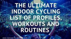 Training should be hard; creating a profile or training plan should not. Try these easy-to-follow, super efficient drills and you'll be crushing it in the studio or trainer in no time!!If you are looking for new hardcore spinning class drill and indoor cycling drills and routines, specific techniques and tips to use on your exercise […]