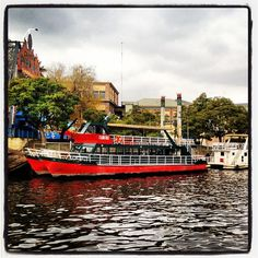 Lunes de descanso (para las embarcaciones también) - @tigremunicipio- #webstagram