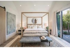 "16 Likes, 1 Comments - Shannon Wilkins (@prairie_home_styling) on Instagram: ""Dover Shores Bedroom. Design @prairie_home_styling, architect: @ericolsendesign, builder:…"""