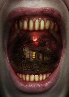 Scream by royalnightmare