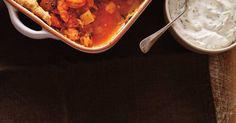 Pot pie au saumon et aux crevettes Recettes | Ricardo