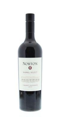 Bodega Norton Barrel Select Cabernet Sauvignon 2010