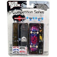 Tech Deck Competition Series [Iron Horse ATM - Black Case]