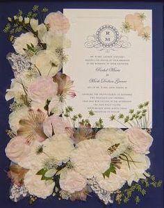 The Pressed Garden: Rachel's Sweet, Soft Bridal Bouquet ~ Bouquet Shadow Box, Flower Shadow Box, Post Wedding, Diy Wedding, Wedding Ideas, Lego Wedding, Wedding Groom, Garden Wedding, Wedding Cakes