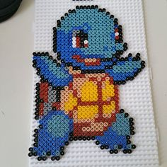 Pokemon hama perler beads  by zazoou13