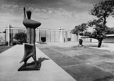 Lehmbruck Museum, Duisburg, Germany Manfred Lehmbruck 1956 - 1964