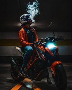 The Austrian company KTM releases every year styling and upgrades, but the most interesting motorcycles in my opinion are DUKEs family Ktm Dirt Bikes, Ktm Motorcycles, Yamaha Bikes, Dirt Biking, Custom Motorcycles, Ktm Rc8, Ducati Enduro, Duke Motorcycle, Duke Bike