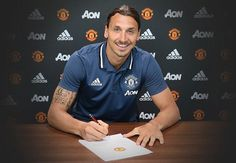 Manchester United OFFICIALLY Signs Zlatan Ibrahimovic