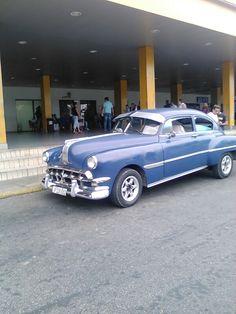 Carros viejos .Cuba