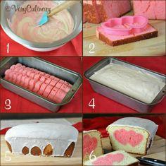 Valentines cake!