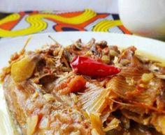 Zambian Dry Fish Stew