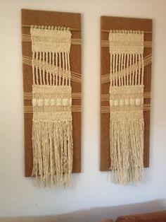 Telaresytapices .... Maria Elena Sotomayor : .....Desierto inspirador...