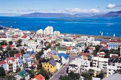 Islandia Reykiavik