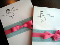 Teacher notepad gift from 4 Crazy Kings | Cool Mom Picks