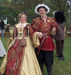 Greenville, SC,  my first Renaissance Faire